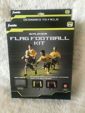 Franklin 8 Player Flag Football Kit (Football Not Included)