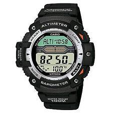 Casio SGW 300 H 1 AV Mens Watch Twin Sensor Altimeter Temperature World Time