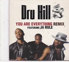 Dru Hill-You Are Everything cd single