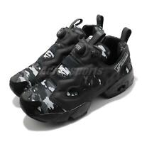 Reebok Instapump Fury Trail Black Grey White Men Women Unisex Casual Shoe FZ1286