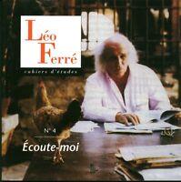 Livre Léo Ferré écoute moi No 4 book