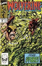 OE2037-----Marvel Comics, Wolverine  #22   VF/NM   + FREE STOCK CERTIFICATE