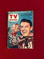 """1954, Howdy Doody, """"TV Guide"""" (No Label)  - Scarce"""