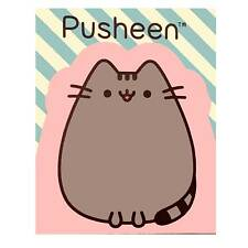 Pusheen the Cat Sticky Notes Memo Pad Cute Kawaii Crazy Cat Lady Gift Cat Lover