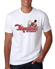 Baseball Men's T-Shirt Tequileros de Jalisco Color White 100% Cotton