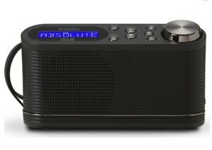 ROBERTS PLAY10 Portable DAB+/FM Radio - Black