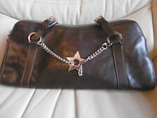 Ladies Christian Dior Leather Handbag Bag Genuine