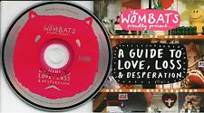 Wombats, The ‎– A Guide To Love, Loss & Desperation CD Album 2007
