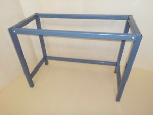 Werkbankgestell Tischgestell Arbeitstisch Werkbank Packtisch Gestell Tischbein