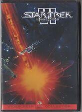STAR TREK VI -Terre Inconnue - dvd - NEUF