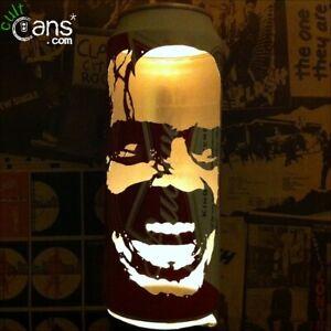 Jack Nicholson 'The Shining' Beer Can Lantern! Pop Art Portrait Lamp Unique Gift