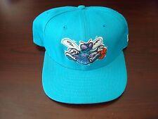 CHARLOTTE HORNETS NEWERRA 1999 SCRIPT VINTAGE 90'S HAT CAP  SNAPBACK