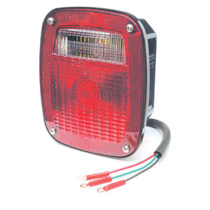 Tail Light-Cab and Chassis Left,Right Grote 50992
