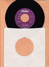 """STARR, RINGO - PHOTOGRAPH  """"JUKEBOX"""" 45  CAPITOL RECORDS  LIMITED  UNPLAYED"""