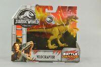 Jurassic World Fallen Kingdom Battle Damage Velociraptor Raptor Jurassic Park