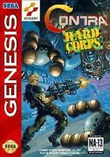Contra Hard Corps Sega Genesis. Original game. Game only, no manual, no game box
