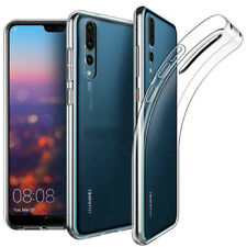 Bundle 65x Huawei P20 Pro Silicone GEL Clear Transparent Case Cover