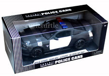 Shelby Collectibles 2012 Ford GT500 Super Snake 1:18 Police Unmarked SC462