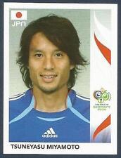 PANINI FIFA WORLD CUP-GERMANY 2006- #439-JAPAN-TSUNEYASU MIYAMOTO