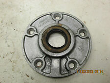 KAWASAKI 175 F3 BUSHWACKER ENGINE CRANKSHAFT BEARING COVER  1970  K22