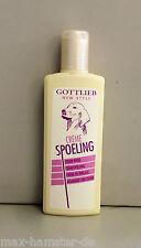 Creme-Spülung 300ml Conditioner Hunde Profiqualität von Gottlieb  New Style