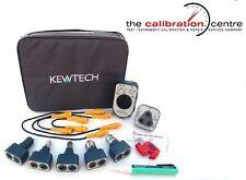 KEWTECH KEWTK1- FULL ELECTRICIANS TOOLKIT- FLUKE 1651 1652 1653 1652b 1652c 1654