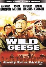 The Wild Geese (DVD, 2005, 30th Anniversary Edition)