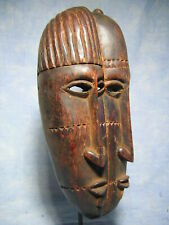 MASQUE DOGON MALI ART AFRICAIN ANCIEN STATUE AFRICAINE AFRICAN MASK AFRIQUE