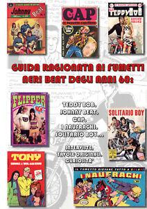 Guida ragionata fumetti neri beat anni 60 Teddy Bob Johnny Beat Cap Boy  1 2 3 4