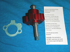 TIMING CAM CHAIN TENSIONER MANUAL ADJUSTER YAMAHA 2009-2014 YZFR1 YZF R1