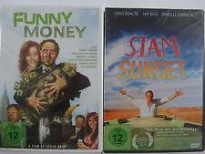schrille Komödien Sammlung - Funny Money & Siam Sunset - Geld, Wüste, Australien