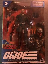 G.I. Joe Classified Series Target Exclusive Cobra Island Major Sebastian Bludd?