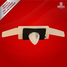 10 Pieces Drip Rail Moulding Clip, White for Honda Acura : 91528-SR4-003