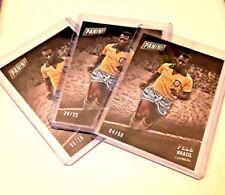 Lot of 3 Cards 2017 PANINI BLACK FRIDAY PELE Refractors SP /SSP #'d/10 /25 & /50