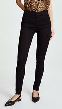 New with tag J BRAND Photo Ready High RISE WAIST SKINNY JEANS Black Graphite