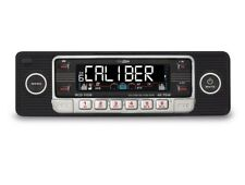 Classic Car Retro Vintage CD Player Black Front with AM/FM Radio USB SD Aux In