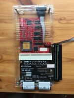 Acrylgehäuse für Amiga ACA500+ Platine Lasercut Acrylic Case ACA 500 plus LC23