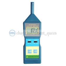 Landtek SL5826 LCD Sound Noise Level Meter Decibel Monitor Tester35-100 80-130dB