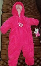 BABY GIRL OUTERWEAR ONE PIECE BODYSUIT JUMP SUIT OUTFIT SNOW WINTER SUIT NWT