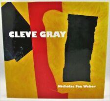 Cleve Gray (Signed): Nicholas Fox Weber