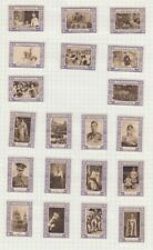 Großbritannien Coronation 1937 - 40 Vignetten
