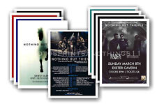 NOTHING BUT THIEVES - 10 promotional posters  collectable postcard set # 1