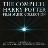 CITY OF PRAGUE PHILHARMONIC ORCHESTRA - THE COMPLETE HARRY POTTER FILM MUSIC COL