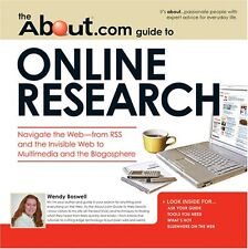 About.com Guide to Online Research: Navigate the W