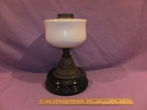Old Veratias British oil lamp