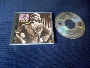 CD Doris Day A Day At The Movies Best Of Greatest Movie Hits Collection 1948-56