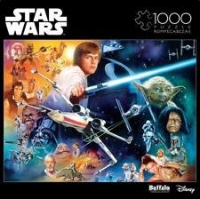 Buffalo Games Puzzle Star Wars The Force Will Be With You.Always 1000 #11811