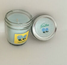 NEW! BATH & BODY WORKS WHITE BARN HOME MINI SCENTED CANDLE in SUNDRESS