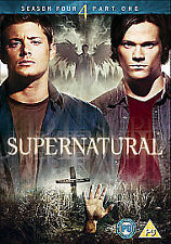 Supernatural - Fourth Season Part 1 [DVD], Acceptable, DVD, FREE & FAST Delivery