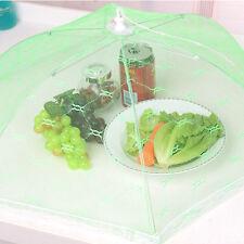 1x Protection Nourriture Couvre Anti Moustique Pliable Filet Parapluie Tente NF